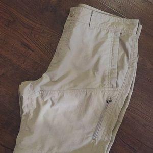 North Face Convertible Pants